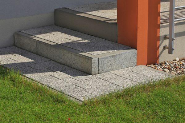Obrzeże chodnikowe 8x30x100 - Polbruk 2