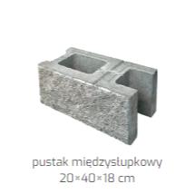 Ogrodzenie Antara II - el.murkowy - Polbruk 7