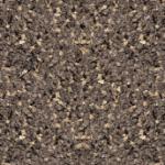 brązowy płukany