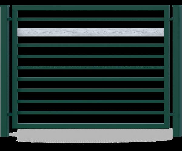 Brama przesuwna GMH4020 4