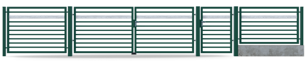 Brama przesuwna GMH4020 7