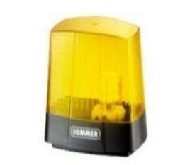 Lampa ostrzegawcza LED z uchwytem 1