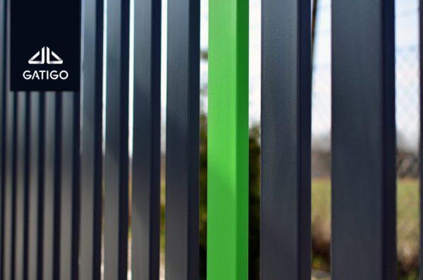 Brama przesuwna GMW8020 10