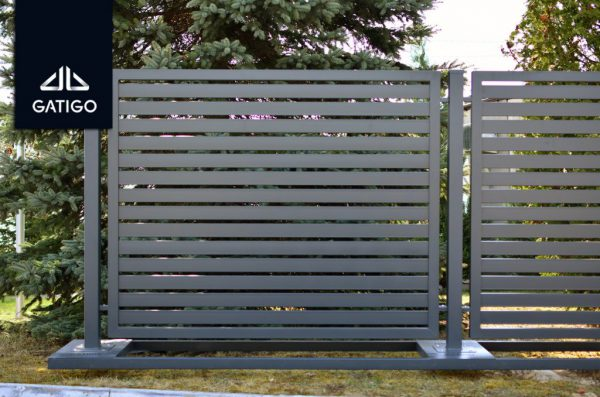 Brama dwuskrzydłowa GNH8020 2