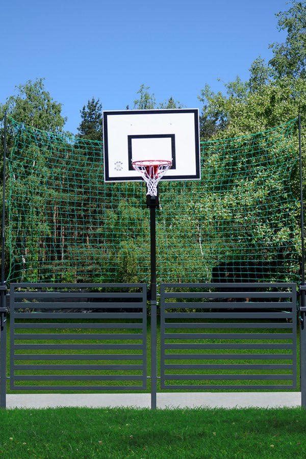 Zestaw do koszykówki z koszem na wysokość 3.05 Profesjonalny 1