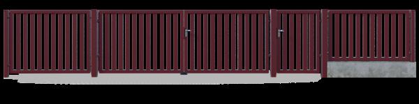 Brama przesuwna GMW8020 7