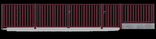 Brama przesuwna GMW8020 8