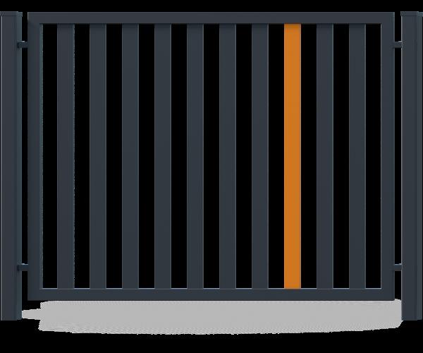 Brama przesuwna GMW8020 2
