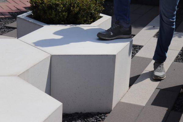 Plaster Miodu - siedzisko 90x78x45 1