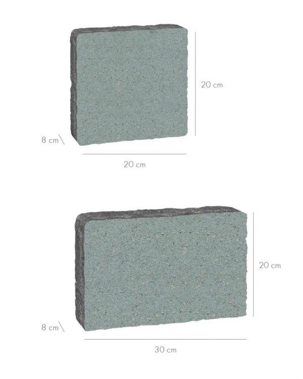 Quadra classic 8 (20x20;20x30) 1