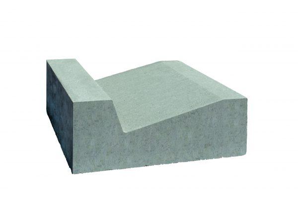 Korytko trójkątne 50x50x18/20 1