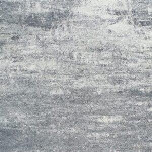 stalowo biały